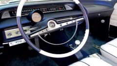 Chevrolet Impala Lowrider 1963: interni