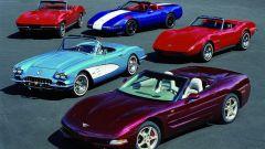 100 anni di Chevrolet: dalla BelAir alla Impala, dalla Corvette alla Camaro - Immagine: 54