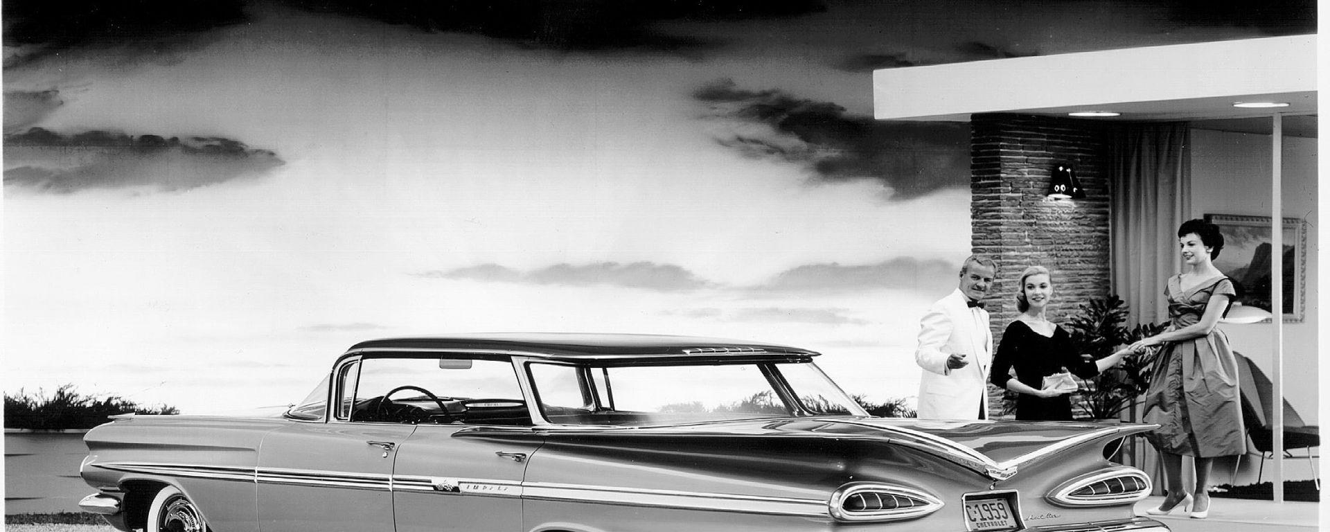 100 anni di Chevrolet: dalla BelAir alla Impala, dalla Corvette alla Camaro