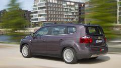 Chevrolet Orlando - Immagine: 3