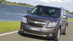Chevrolet Orlando - Immagine: 4