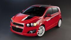 Chevrolet Sonic Z-Spec#1 e Sonic Z-Spec#2 - Immagine: 1