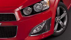 Chevrolet Sonic/Aveo RS Turbo 2013 - Immagine: 2