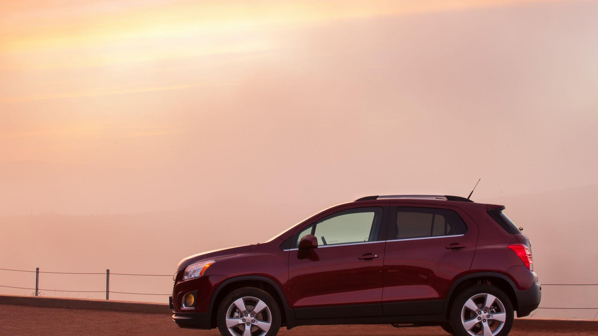 Immagine 3: Chevrolet Trax, nuove immagini e dati