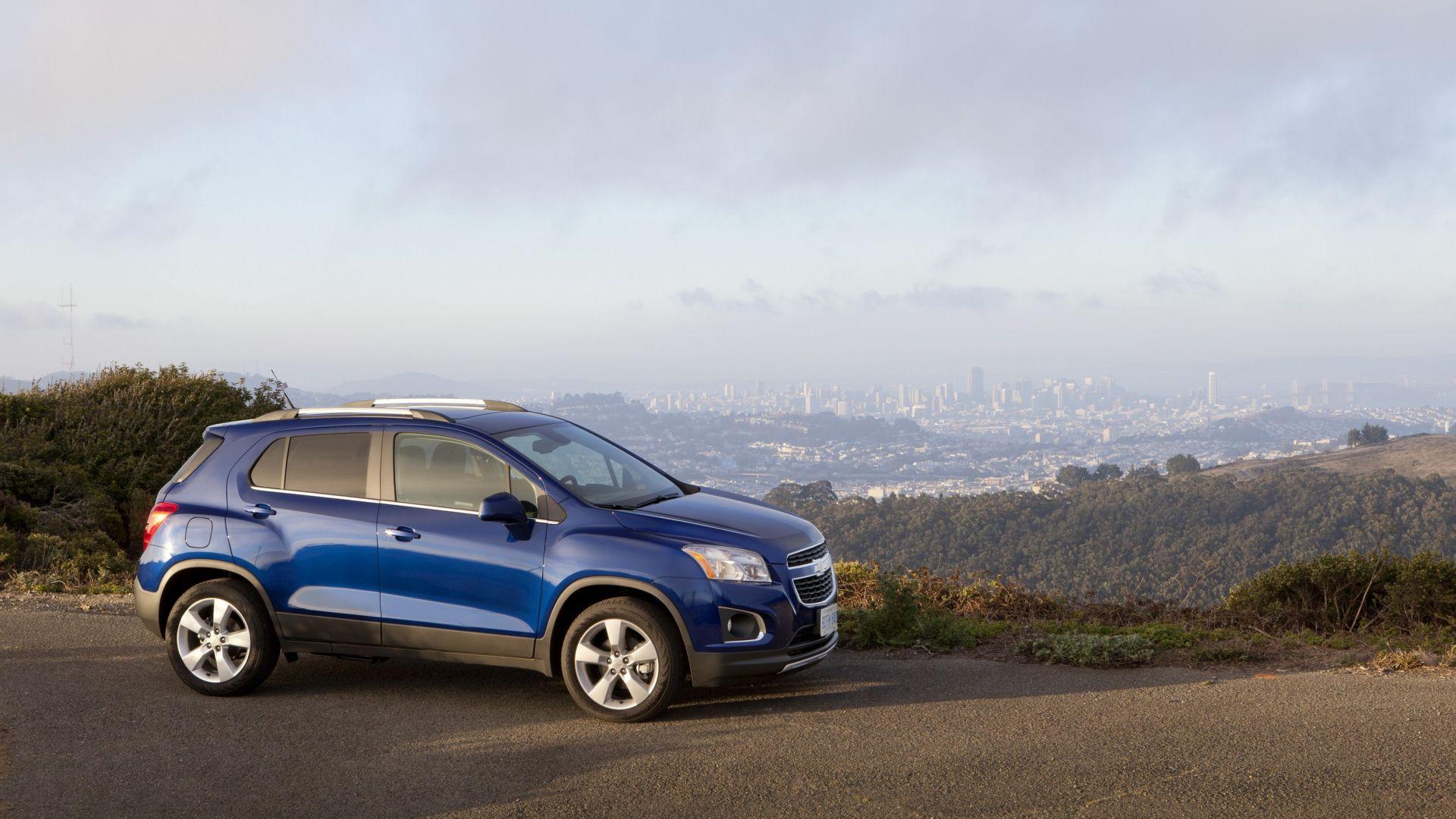 Immagine 6: Chevrolet Trax, nuove immagini e dati