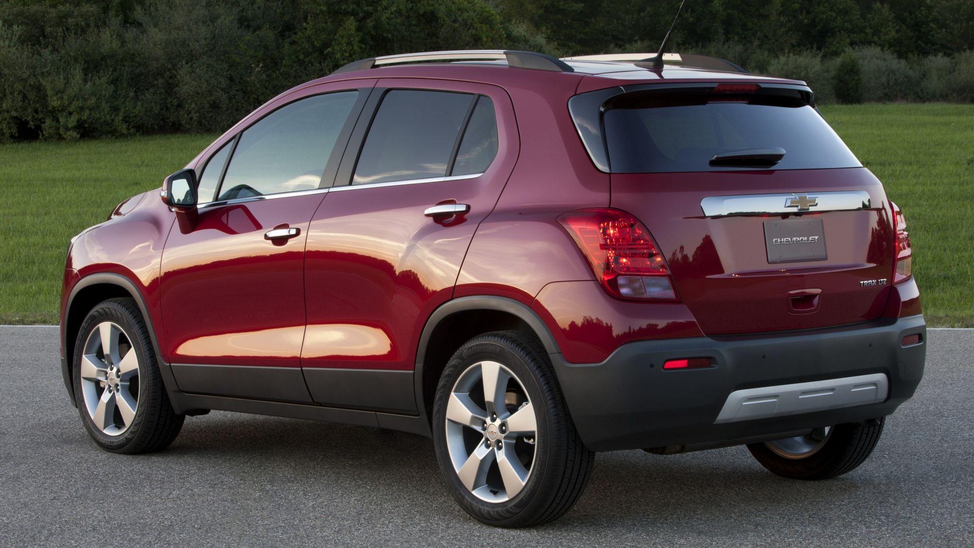 Immagine 14: Chevrolet Trax, nuove immagini e dati