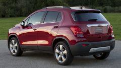 Chevrolet Trax, nuove immagini e dati - Immagine: 15