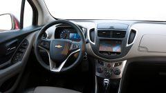 Chevrolet Trax, nuove immagini e dati - Immagine: 10