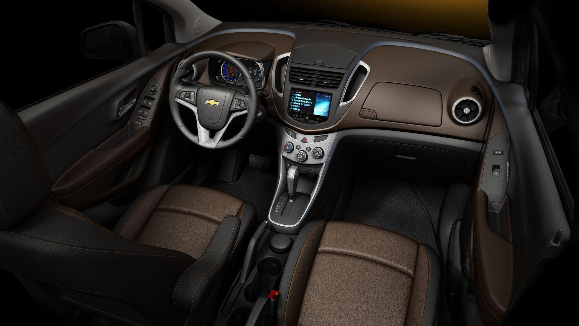 Immagine 10: Chevrolet Trax, nuove immagini e dati