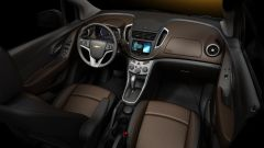 Chevrolet Trax, nuove immagini e dati - Immagine: 11