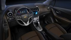 Chevrolet Trax, nuove immagini e dati - Immagine: 9