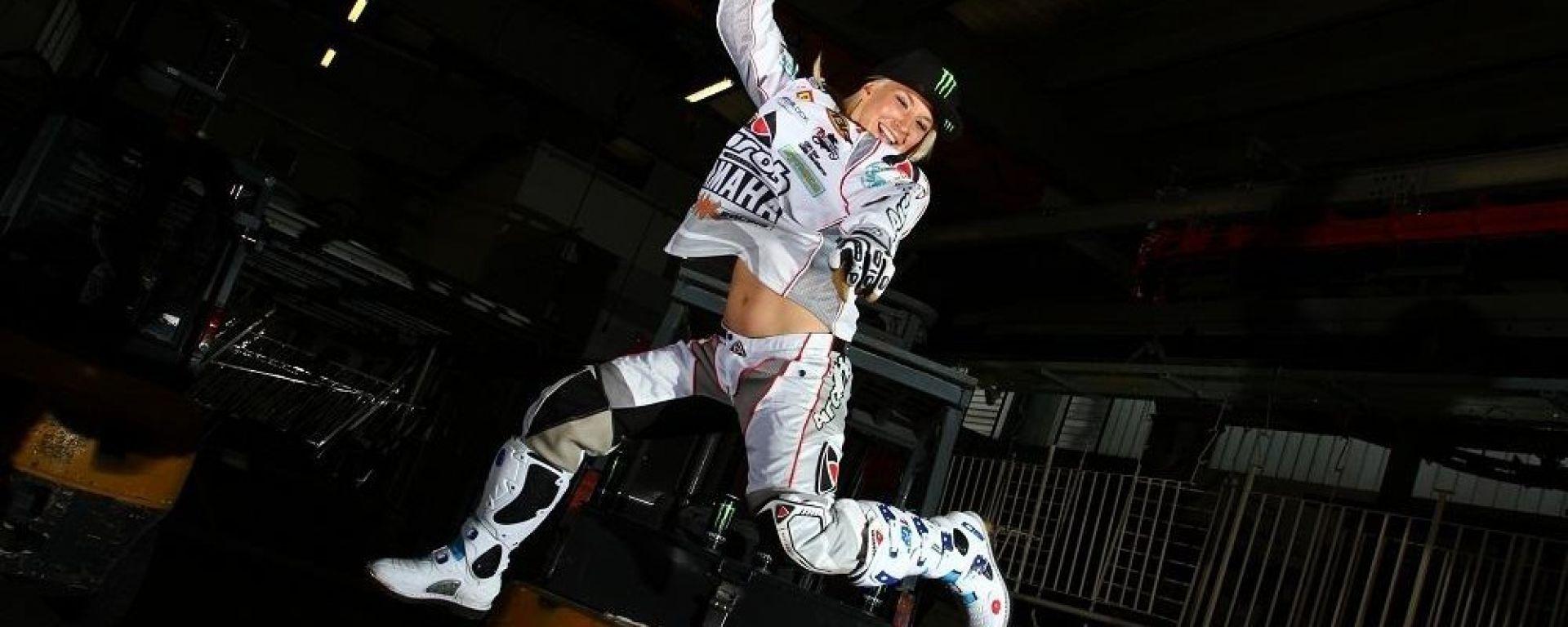 Chiara Fontanesi Campionessa del Mondo WMX