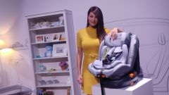 Chicco e Samsung: ecco il seggiolino per non dimenticare i bimbi in auto - Immagine: 1