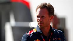 Chris Horner - team manager Red Bull