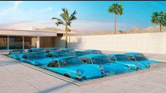 Chris Labrooy: un digital artist con la passione per le Porsche