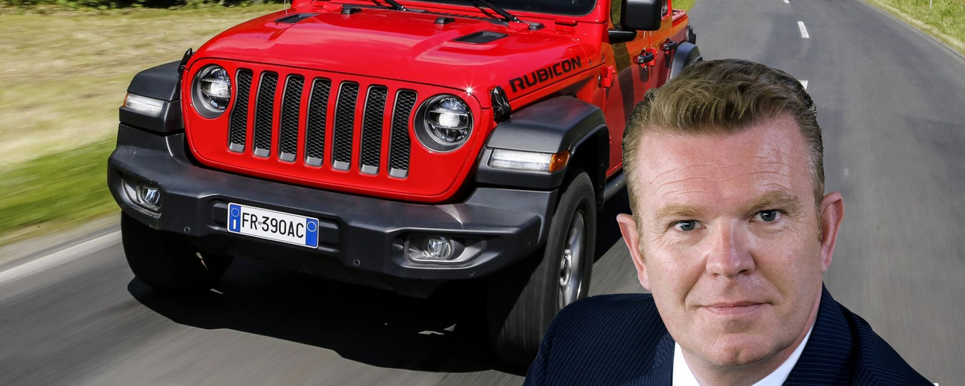 Christian Meunier, Global President of Jeep Brand