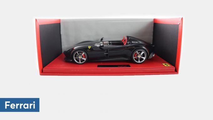 Christmas Lovers Auction: il modellino della Ferrari Monza SP2