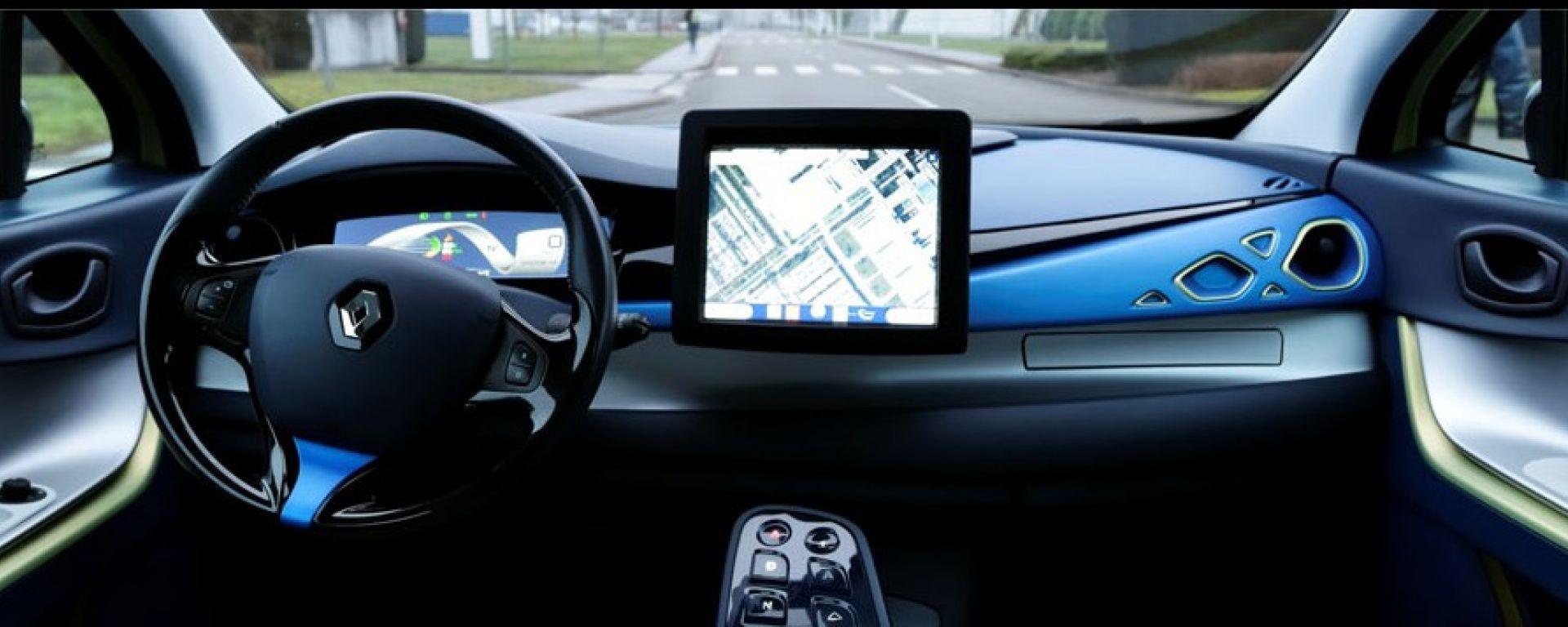 Renault investe nei sensori di visione ispirati all'occhio umano