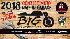 Ciapa la Moto: pronta la 5° edizione del Built In Garage Contest