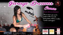 Ciapa la Moto Garage Dreams: bikini Amorissimo per le ragazze del bike wash