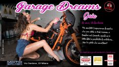 Ciapa la Moto Garage Dreams: sexy bike wash per beneficienza - Immagine: 5