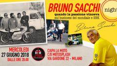 Ciapa La Moto: mercoledi 27 ospiti Sacchi, Temporali, Bussei e molti altri