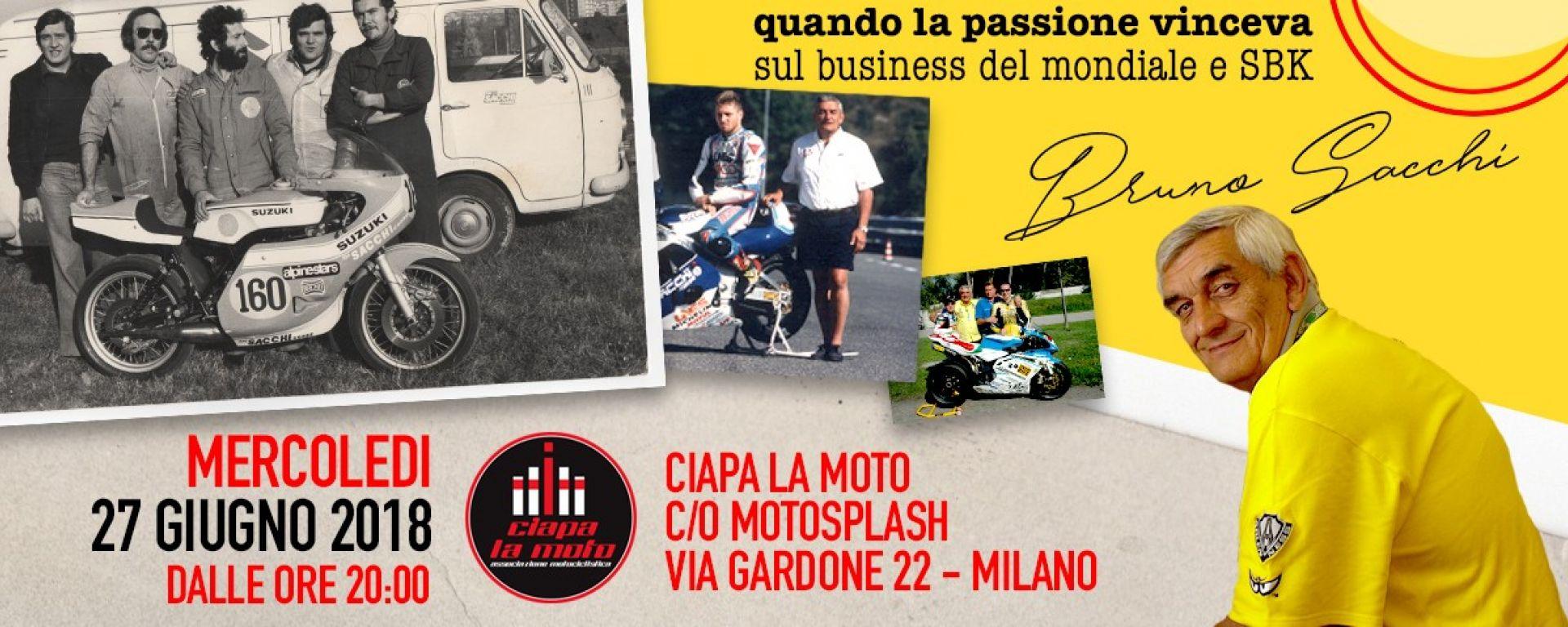 Ciapa La Moto 27/06: Sacchi e l'epopea dei gentleman riders