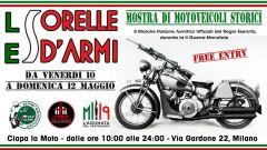 Ciapa la Moto: le moto dell'Esercito in mostra dal 10 maggio - Immagine: 1