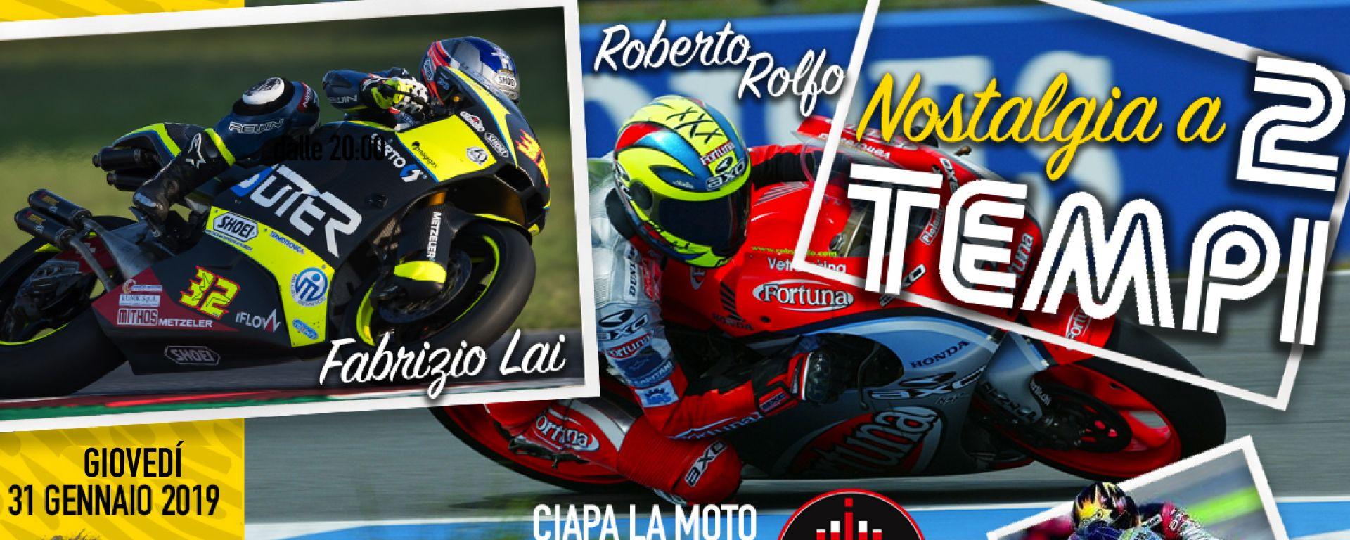 Ciapa La Moto Nostalgia 2 Tempi: revival degli anni 2000