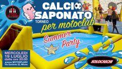 Ciapa la Moto: tutto pronto per il Motoclub Summer Party