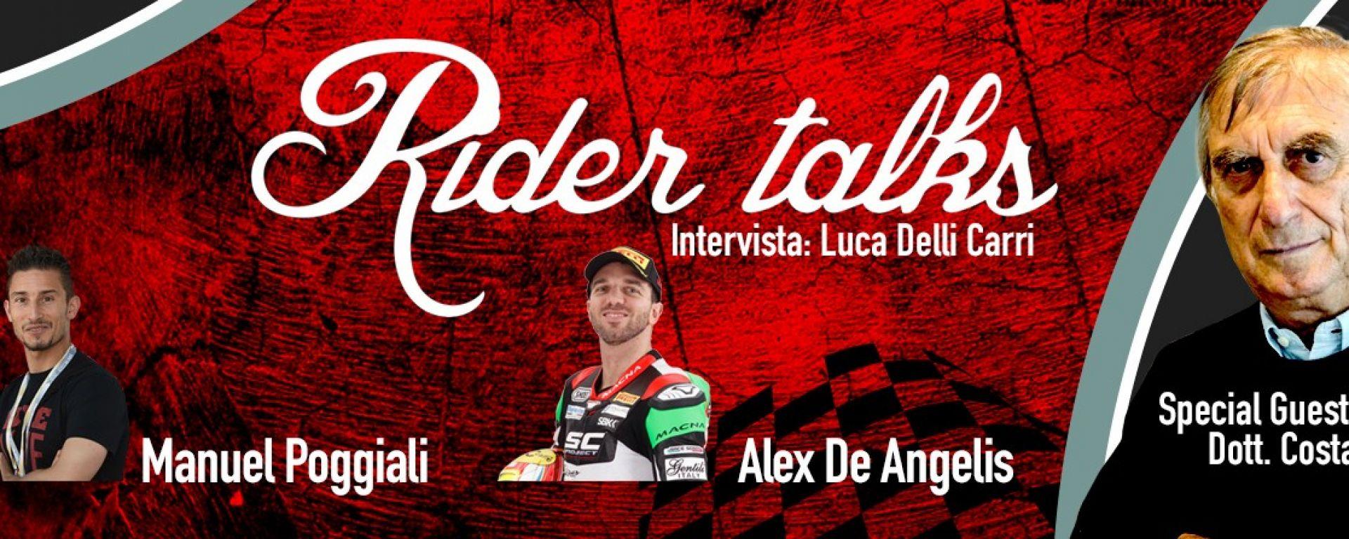 Ciapa la Moto Rider Talks