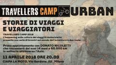 Ciapa la Moto Travellers Urban Camp