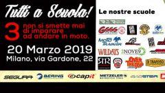 Ciapa la Moto Tutti a Scuola 3: i corsi moto a Milano - Immagine: 1