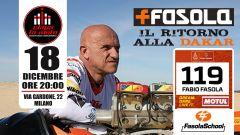 Ciapa La Moto: Fabio Fasola e la Dakar 2020