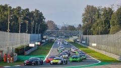 Calendario Campionato Italiano Gran Turismo 2021