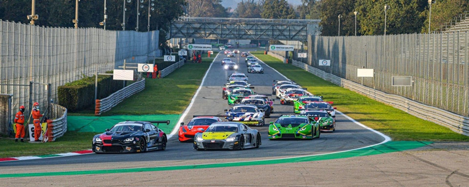 CIGT 2020, gara di Monza