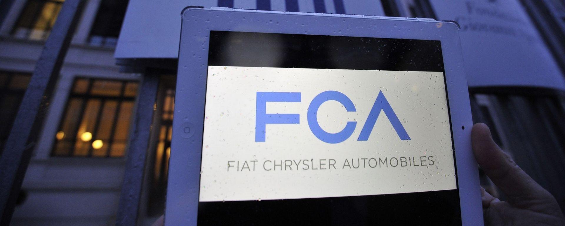 Ombre cinesi su FCA