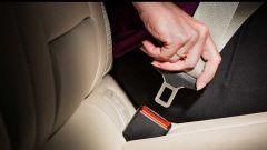 Cinture di sicurezza posteriori, in auto 9 su 10 non le indossano