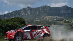 CIR 2016 rally San Marino - Ford Fiesta R5