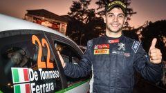 CIR 2018: De Tommaso è il campione italiano rally Junior. Andreucci KO