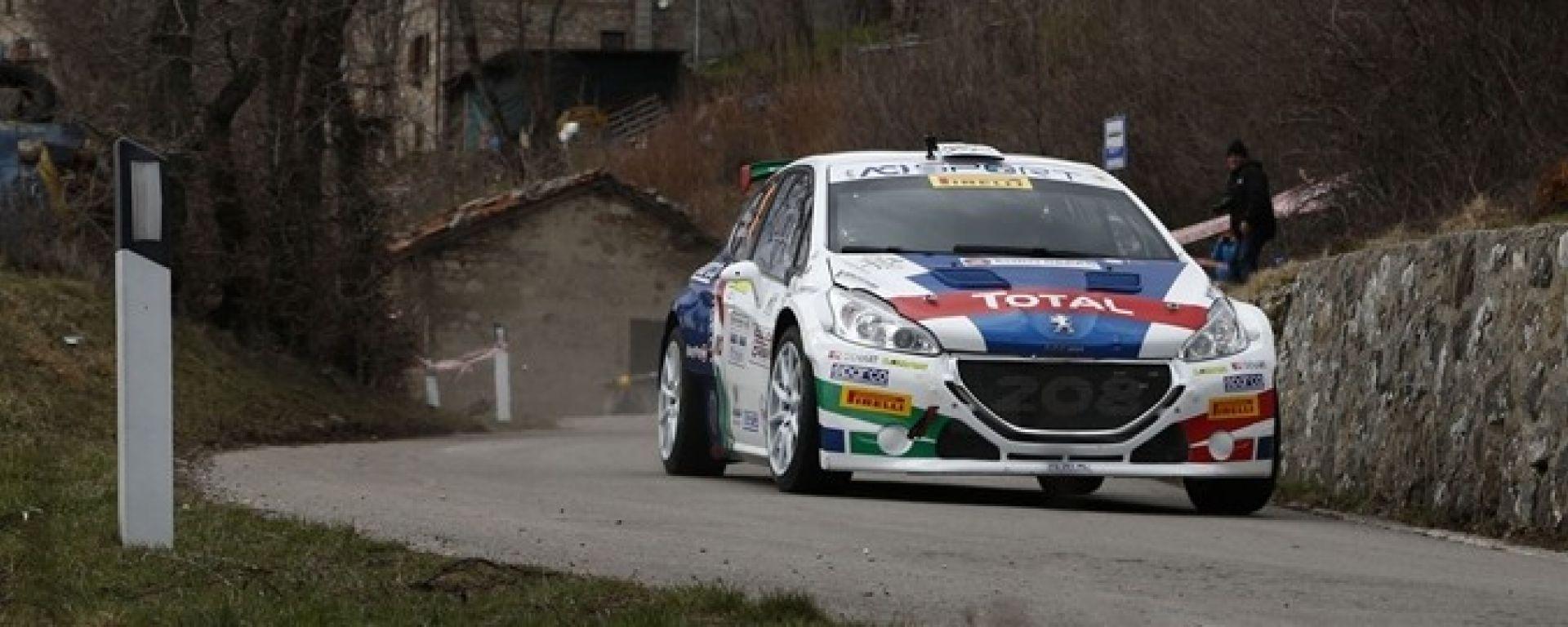 Andreucci e Peugeot inaugurano la stagione con una vittoria al Ciocco