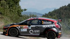 Rally Roma: il russo Lukyanuk davanti a tutti, quinto Andreucci con Peugeot - Immagine: 1