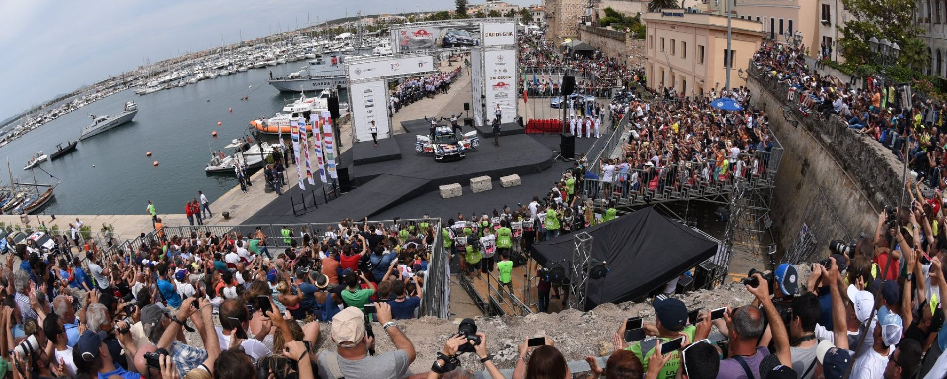 Rally Italia Sardegna - Info e risultati