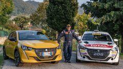 CIR, Peugeot 208 e 208 Rally4 secondo Andreucci - VIDEO