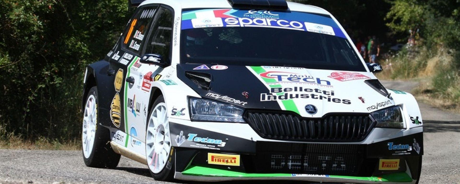 CIR 2021: la classifica piloti del Campionato Italiano Rally
