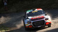 CIR, Rally Il Ciocco 2020: Andrea Crugnola (Citroen C3 R5) vince il secondo round di fila