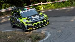 CIR, Rally Il Ciocco 2020: Giandomenico Basso (Volkswagen Polo GTI R5) leader dopo il round 3