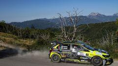 CIR, Rally Il Ciocco 2020: Giandomenico Basso (Volkswagen Polo R5) in azione