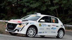 CIR, Rally Il Ciocco 2020: Paolo Andreucci (Peugeot 208 Rally 4 R2B)