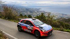 Rallye Sanremo: Breen svetta nella PS1 tra le insidie meteo